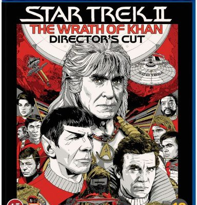 Anmeldelse: Star Trek: The Wrath of Khan (Blu-ray)