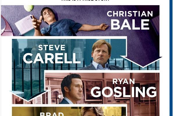 Anmeldelse: The Big Short (Blu-ray)