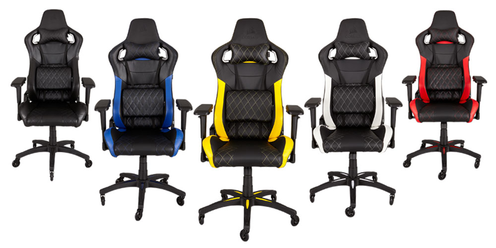 Corsair T1 Race Gaming Stol
