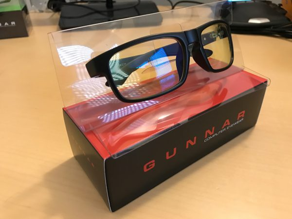 6303625bcd78 Test  Gunnar Enigma amber light computerbriller
