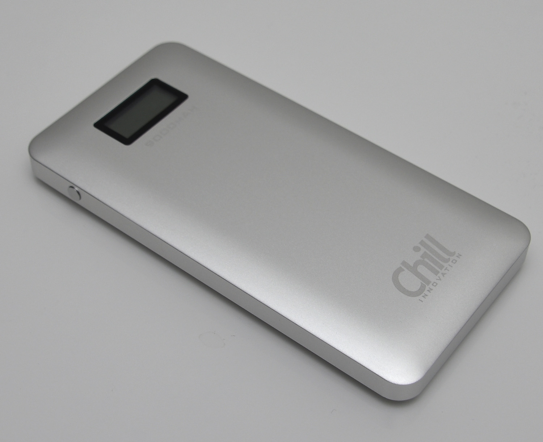 test chill 9000 mah powerbank. Black Bedroom Furniture Sets. Home Design Ideas