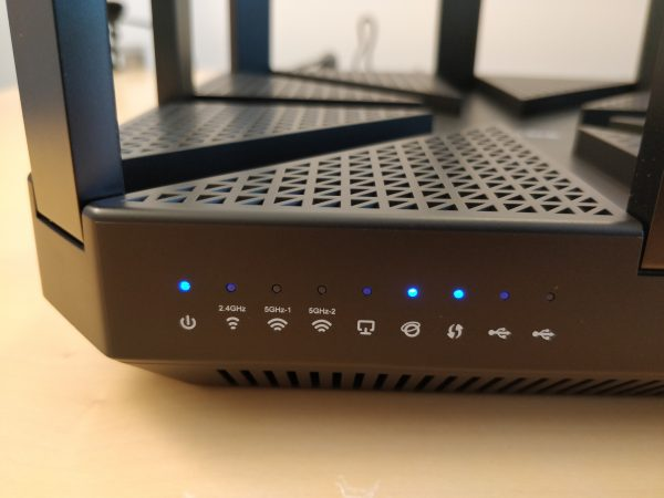 Test: TP-Link Archer C5400 Tri-Band MU-MIMO Gigabit Router | eReviews.dk